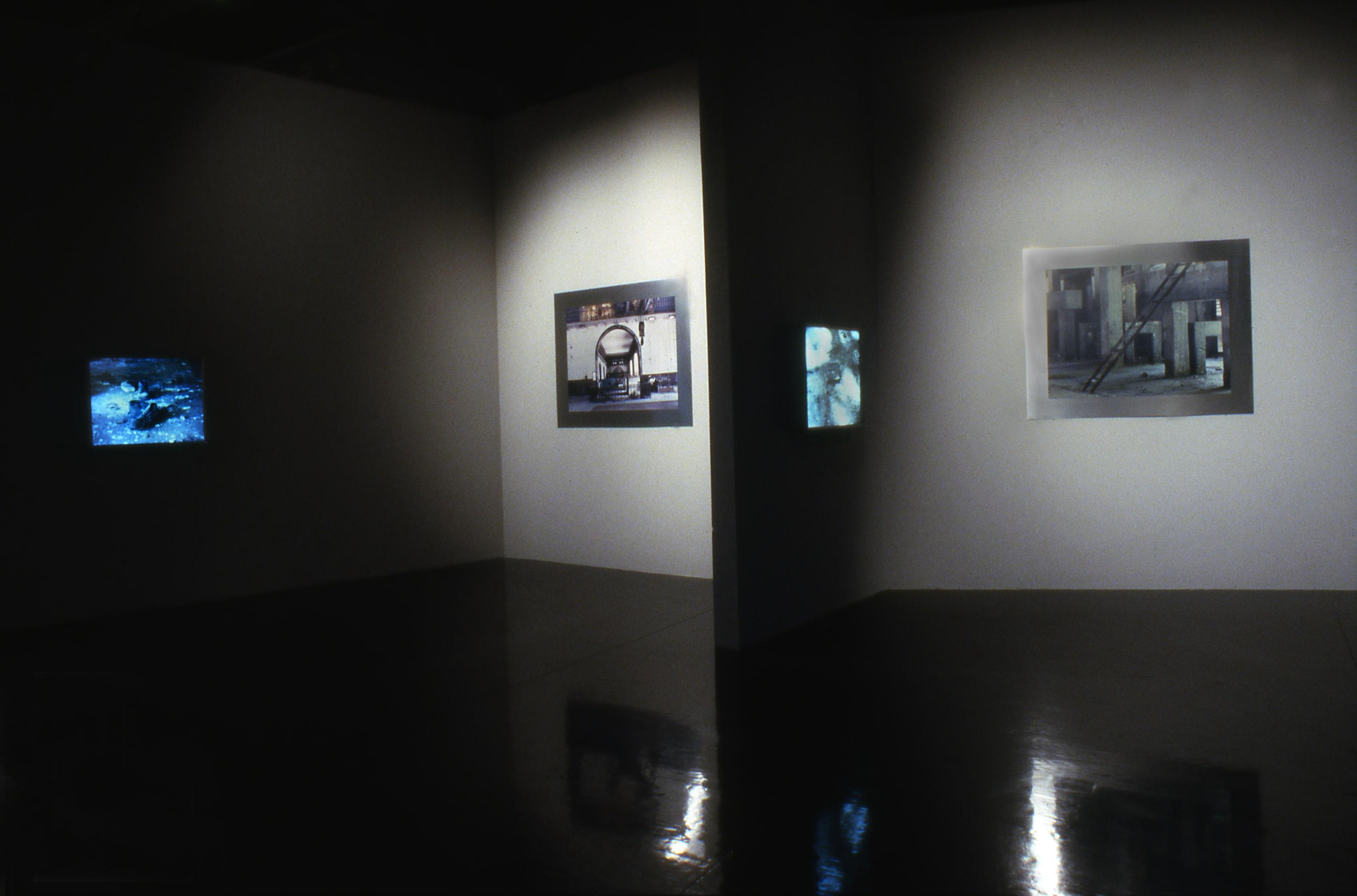 1. Montecatini Museum's Installation